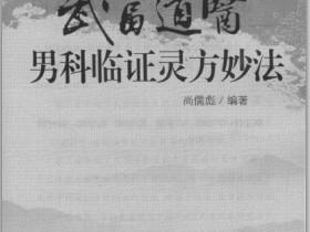 《武当道医男科临证灵方妙法》