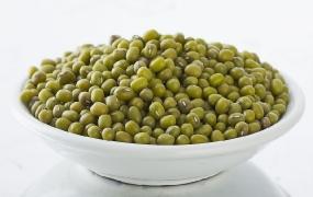 绿豆的功效与作用,中药绿豆图片