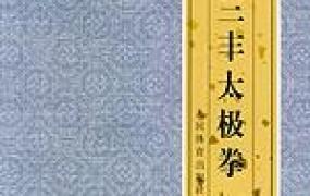 《武当三丰太极拳》PDF电子书下载