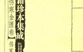 《中医古籍珍本集成》(共232册)PDF电子书下载