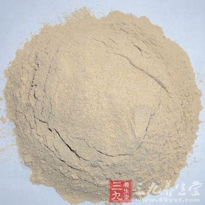 生三七粉成果重要是活血化瘀,用于治疗和防备高血脂要生吃