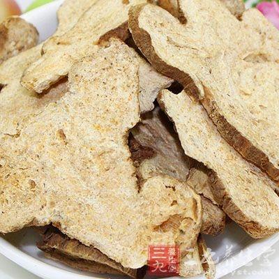 白芍、白术、白茯苓各5克,甘草2.5克,水煎,温服