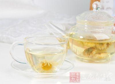 菊花茶的功效与禁忌