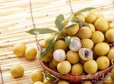 桂圆中含有多种营养物质