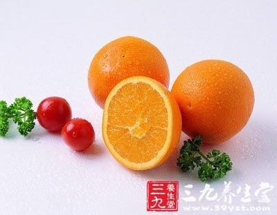 橙子一般人群均可食用