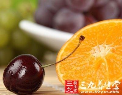 运动后饮用橙汁迅速补充体力