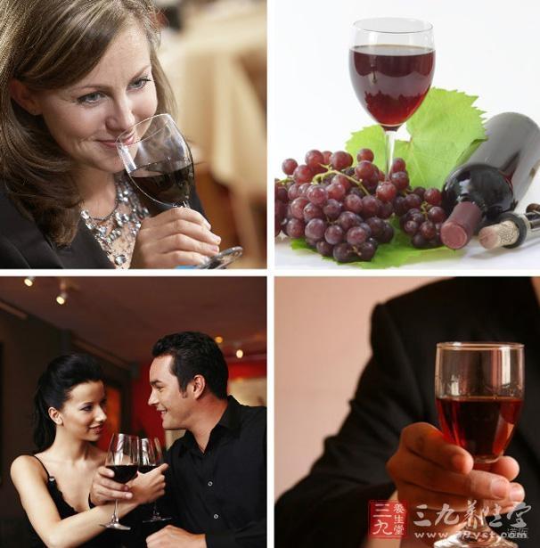 葡萄酒对脑血栓的防治作用