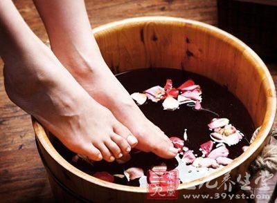 花椒水泡脚