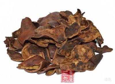 石榴皮为石榴科植物石榴的果皮