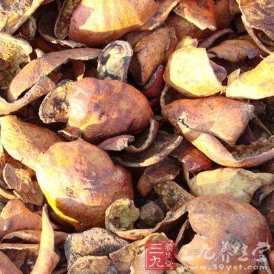 石榴皮可以治小儿冷热痢