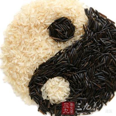 常用黑米五大食疗方滋阴补肾
