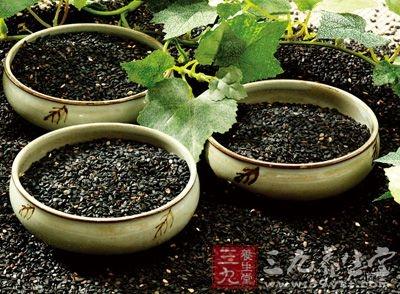 黑米是很常见的一种谷类食物
