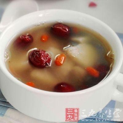 白果花生大枣汤适用于慢性支气管炎