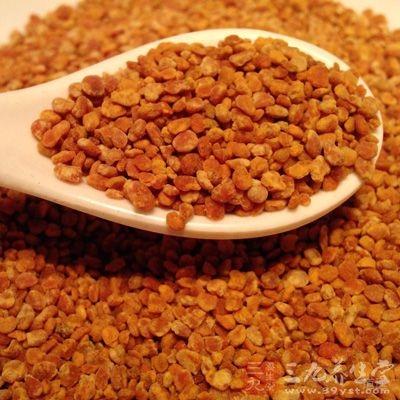 茶花粉氨基酸含量居常见花粉之首
