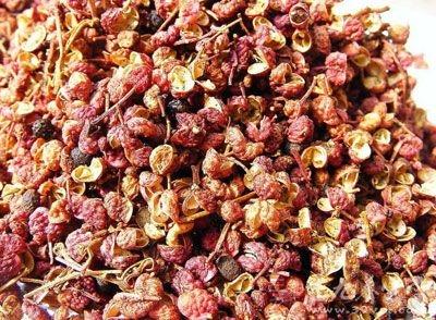 花椒在药里属于祛寒类药物