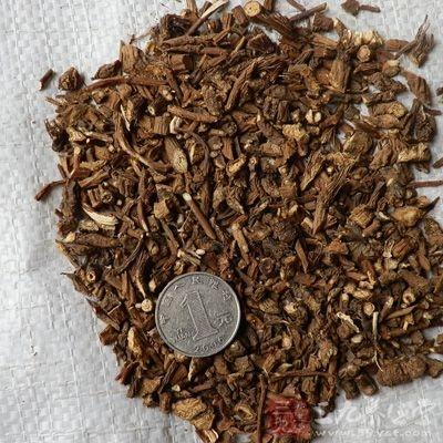 柴胡能使狗的总胆汁排出量与胆盐成分增加