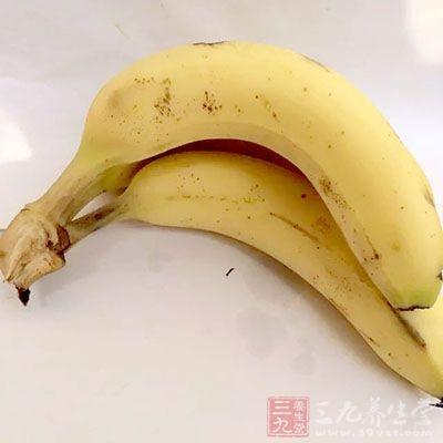 香蕉对冠心病有好处