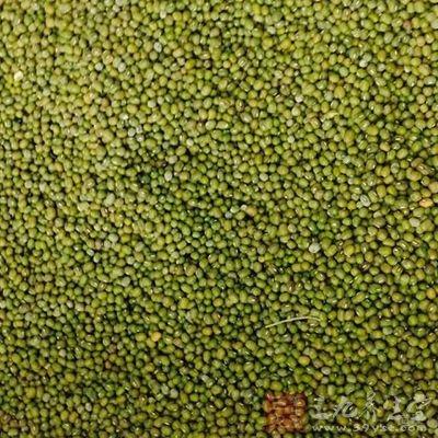 绿豆对冠心病有好处