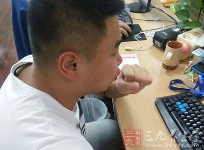 咳嗽是一种非常常见的症状