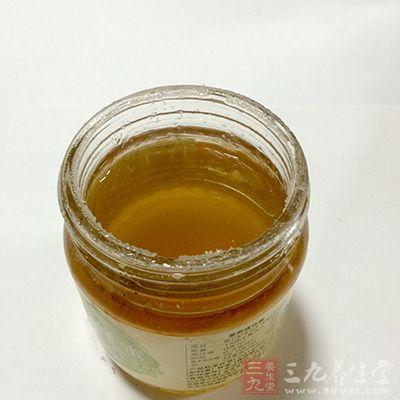 蜂蜜用来治咳嗽