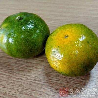要少吃橘子