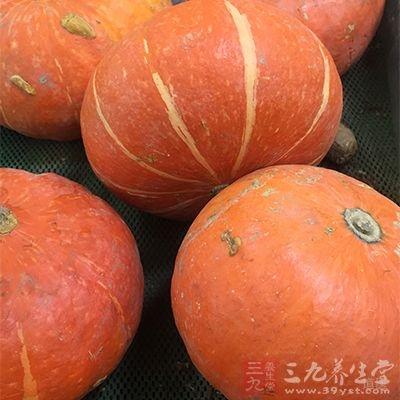 适合胃炎吃的食物包括南瓜