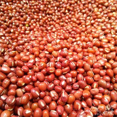红豆用来治胃酸过多