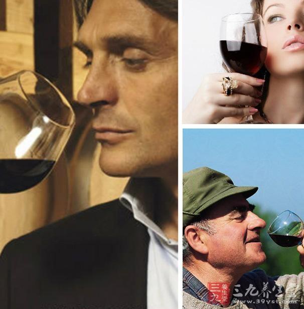 葡萄酒怎么喝