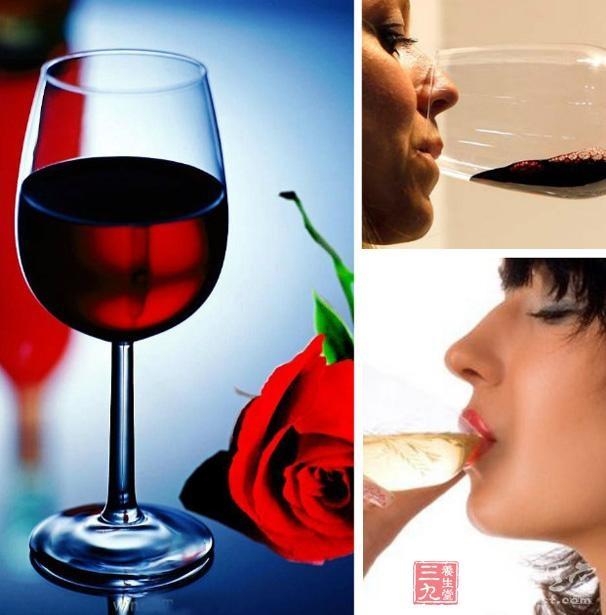 葡萄酒可预防乳腺癌