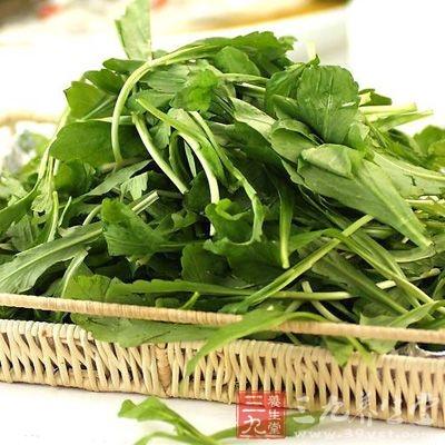 荠菜有助于增强机体免疫功能