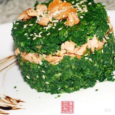 荠菜所含的荠菜酸,是有效的止血成分