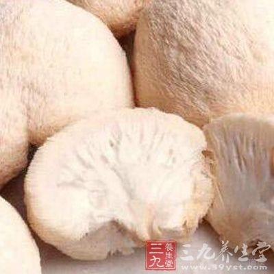猴头菇的食疗价值