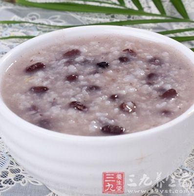 常食薏米红豆粥可以保持人体皮肤光泽细腻