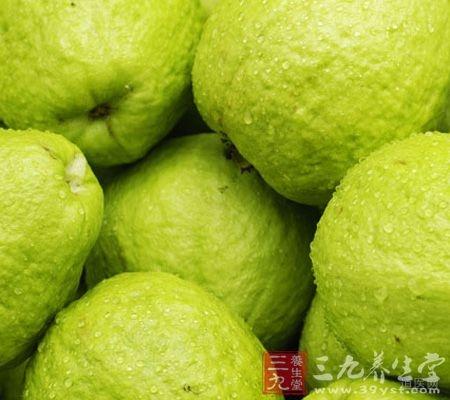 番石榴中含有非常丰富的营养素