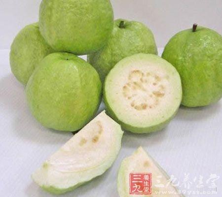 番石榴中的各种营养物质还具有非常有效的美容养颜作