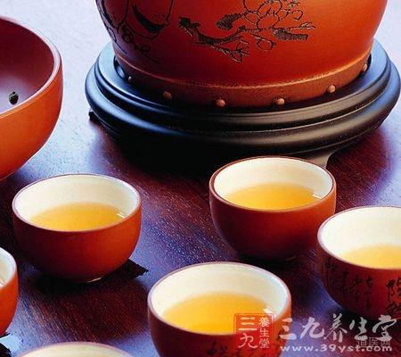 做成番石榴茶