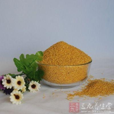 皮肤过敏能吃小米