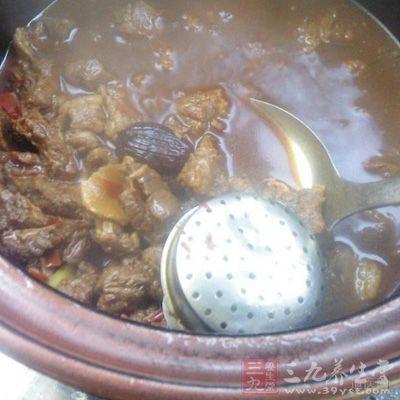 怎么制作草果牛肉汤