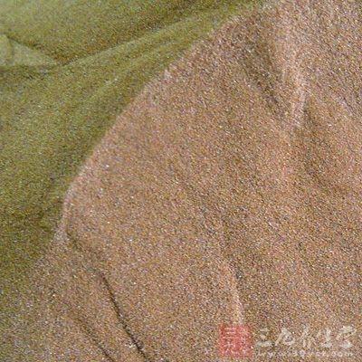 适量的海金沙