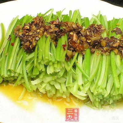 蒜苗是属于蔬菜类的食物