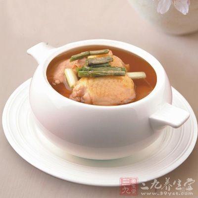 铁皮石斛鸡汤