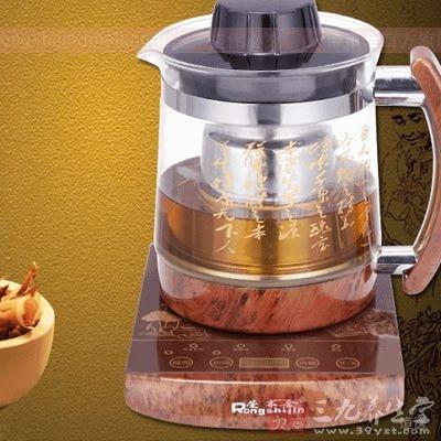 石斛麦冬茶