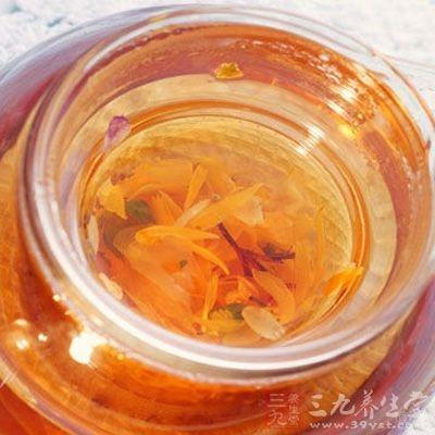 芦荟红茶养生