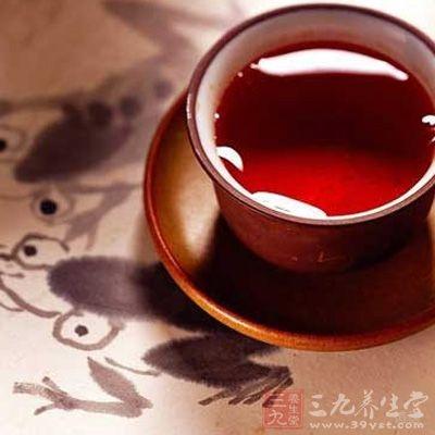 红茶无疑是首选