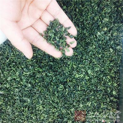 绿茶用来治脂肪肝