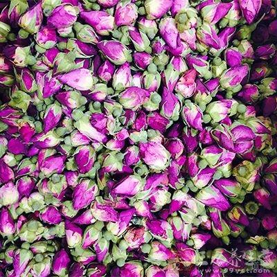 玫瑰花用来治脂肪肝
