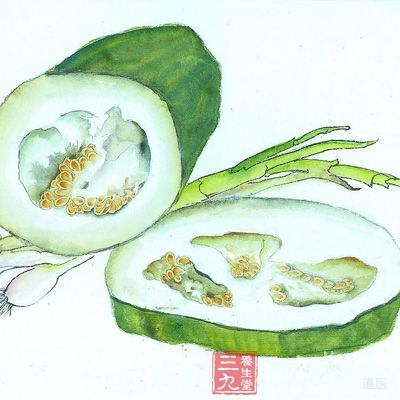 治消渴不止,小便多:干冬瓜子、麦门冬、黄连各二两。水煎饮之