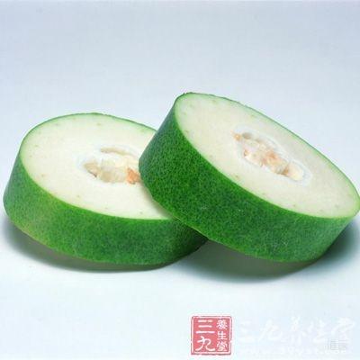宫颈炎:冬瓜子90克,捣烂,加等量冰糖和水煎。早晚各服1次