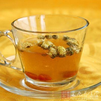 菊花玄参茶