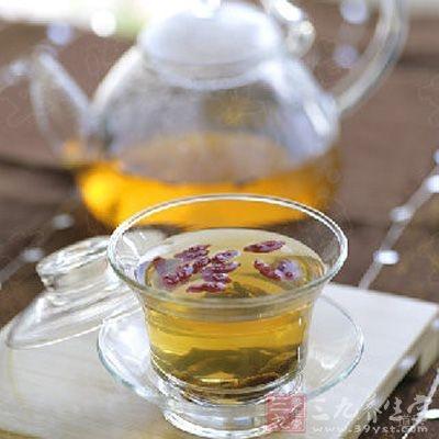 玄参桔甘茶